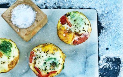 Æggemuffins to go