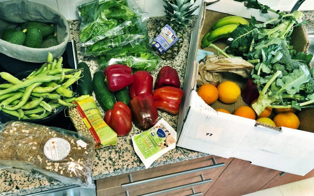 Økologi og superfoods i Spanien