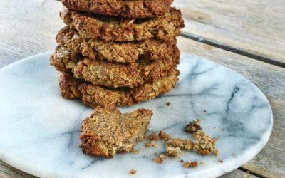 Himmelske vanilje cookies