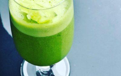 Green repair juice