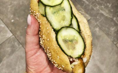 Pølsebrød/ Burgerboller